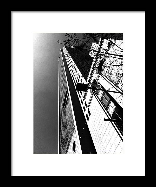 Fine Art Photography Framed Print featuring the photograph Main Street 2 by Jennifer Sturch