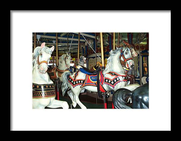 Marie Framed Print featuring the photograph Marie by Barbara McDevitt