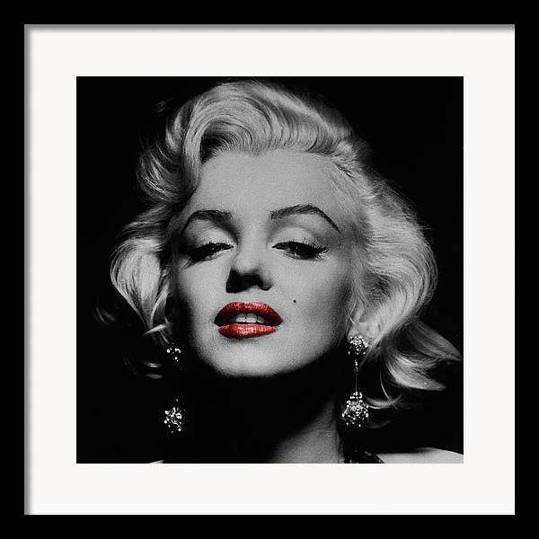 Marilyn Monroe Framed Art Prints Fine Art America