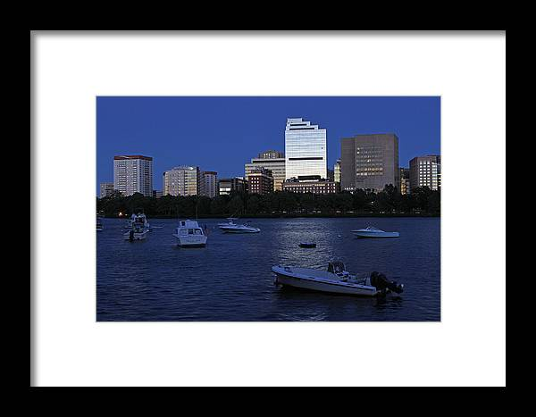 Massachusetts Framed Print featuring the photograph Mass Ear And Eye by Juergen Roth
