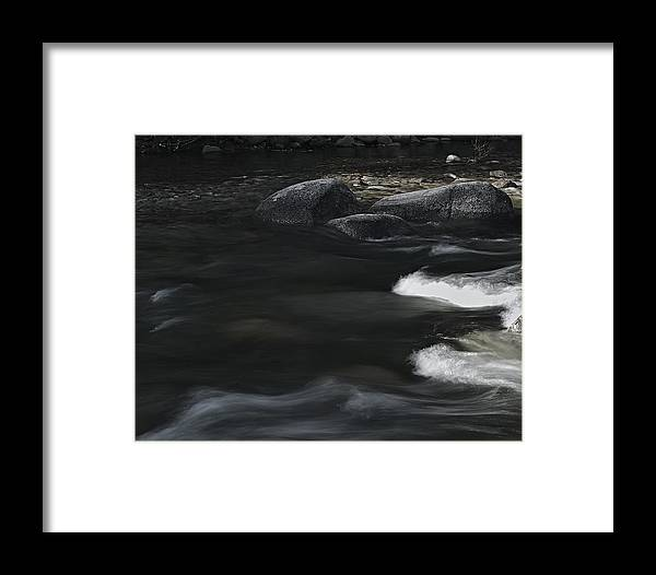 California Framed Print featuring the photograph Merced Rapids by See My Photos