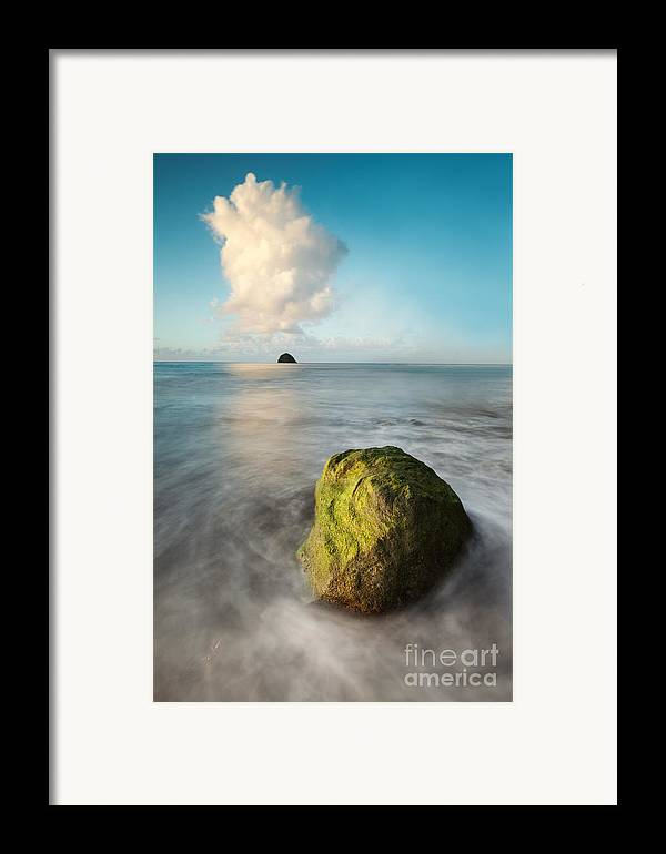 Metaphysic Framed Print featuring the photograph Metaphysics by Matteo Colombo