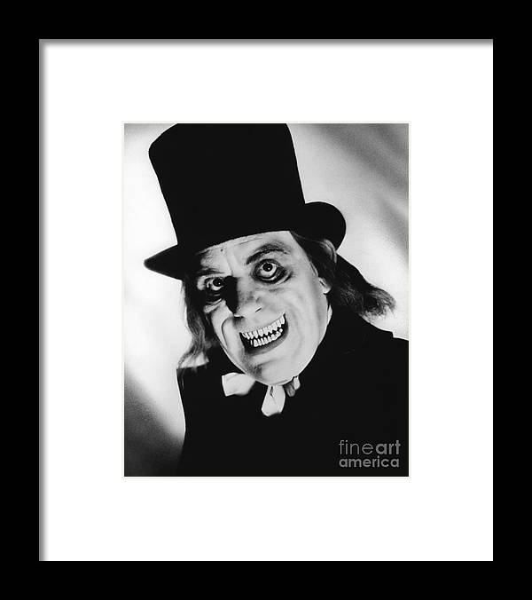 Horror Framed Print featuring the photograph Midnight by CSlater