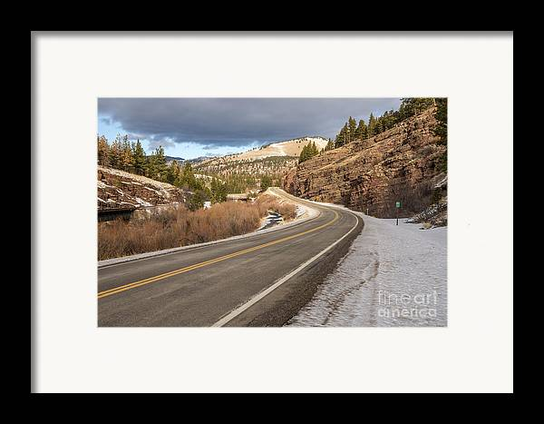 Beauty Framed Print featuring the photograph Mile One by Sue Smith