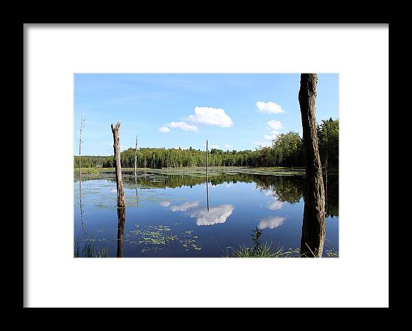 Mirror Framed Print featuring the photograph Mirror by Julien Boutin
