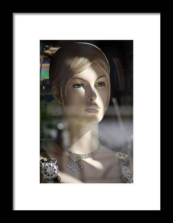 Jezcself Framed Print featuring the photograph Miss My Home by Jez C Self