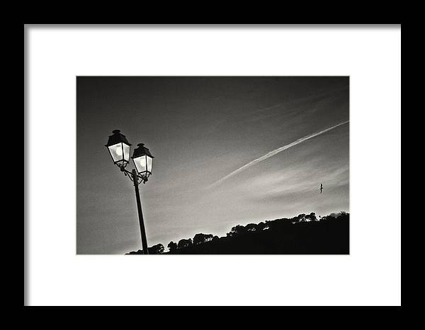 Photography Photographs Framed Print featuring the photograph Moment Notice by Philippe Taka