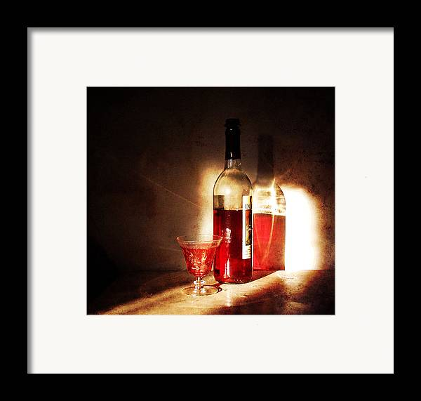 still Life Framed Print featuring the photograph Morning And Night by Deborah Smith