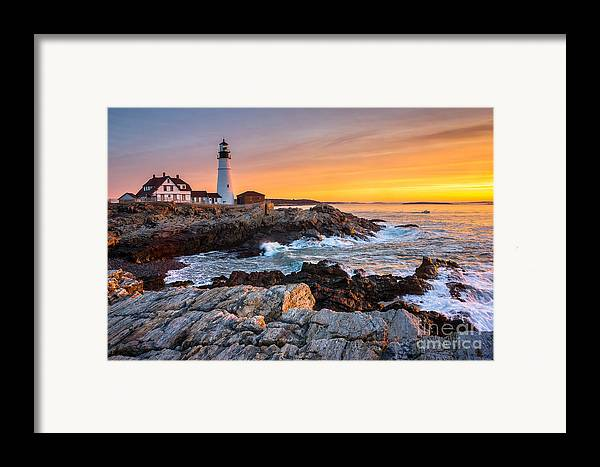Art Framed Print featuring the photograph Morning Glory by Benjamin Williamson