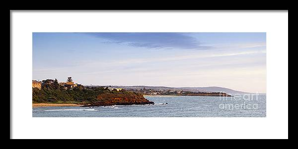 Australia Framed Print featuring the photograph Mornington Peninsula by Tim Hester