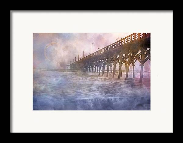 Topsail Framed Print featuring the photograph Mystical Morning by Betsy Knapp