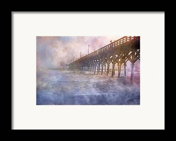 Topsail Framed Print featuring the photograph Mystical Morning by Betsy C Knapp