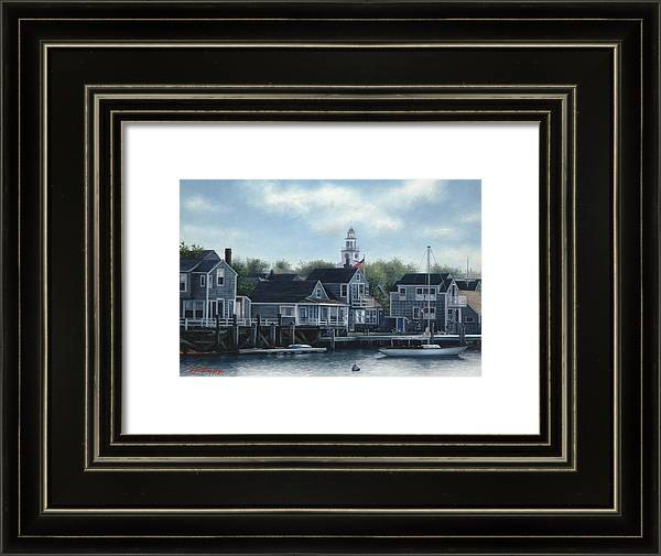 Nantucket Afternoon by Julia O'Malley-Keyes
