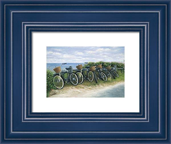 Nantucket Taxi Stand by Julia O'Malley-Keyes
