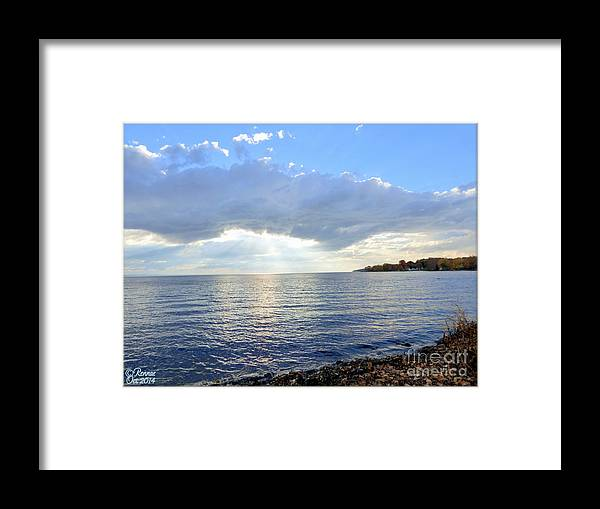 Sun Framed Print featuring the photograph Nature's Voice by Rennae Christman