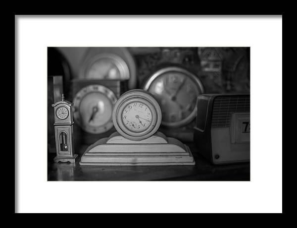 Luna Parc Framed Print featuring the photograph Never Enough Time by Sara Hudock