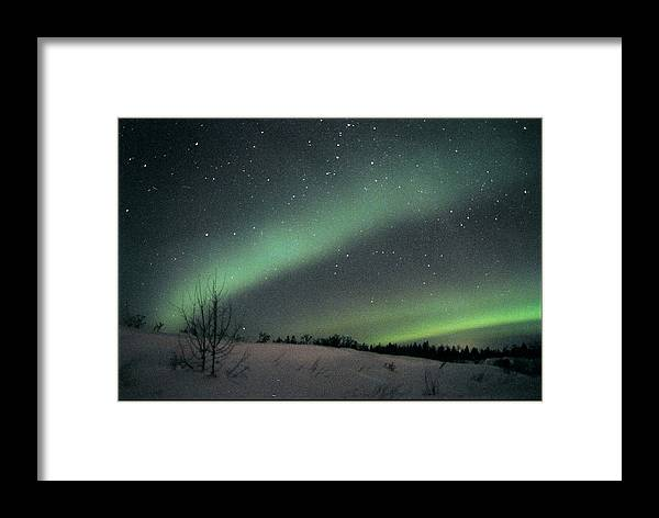 Framed Print featuring the photograph New Horizon by Matthew Barton