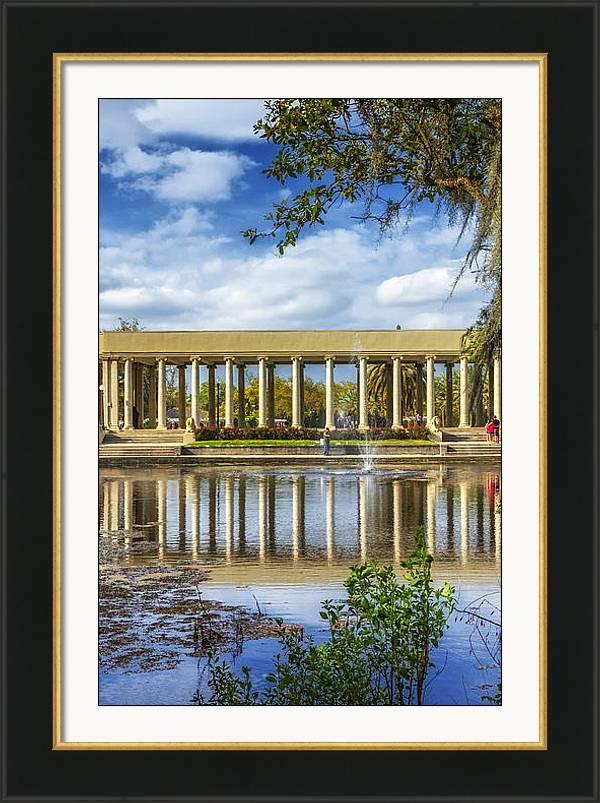New Orleans Peristyle 2 by Steve Harrington