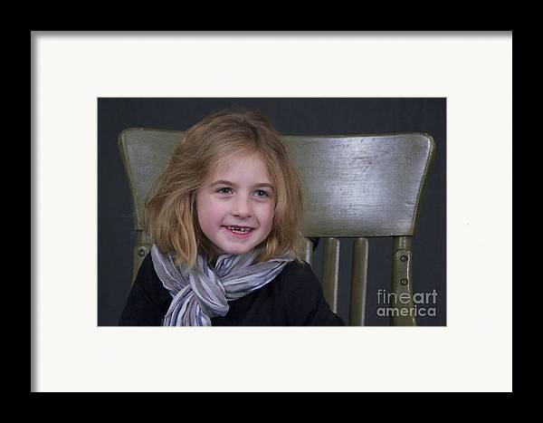 Photography Framed Print featuring the photograph New Tooth by Sean Griffin