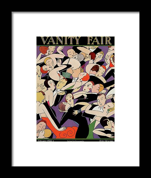 Dance Framed Print featuring the photograph New Years Revelers by A H Fish