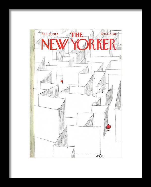 New Yorker February 13th, 1978 by Robert Weber