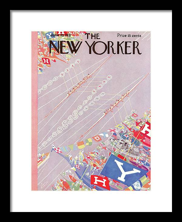 New Yorker June 20th, 1931 by S Liam Dunne