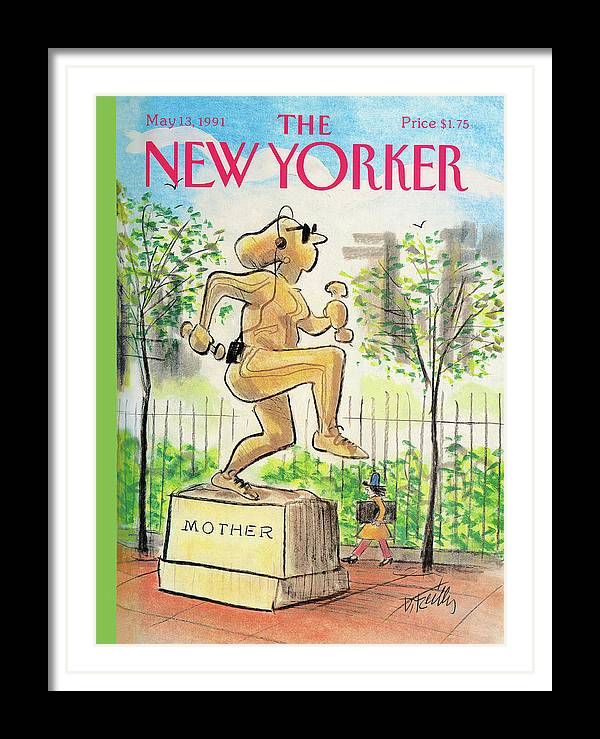 New Yorker May 13th, 1991 by Donald Reilly