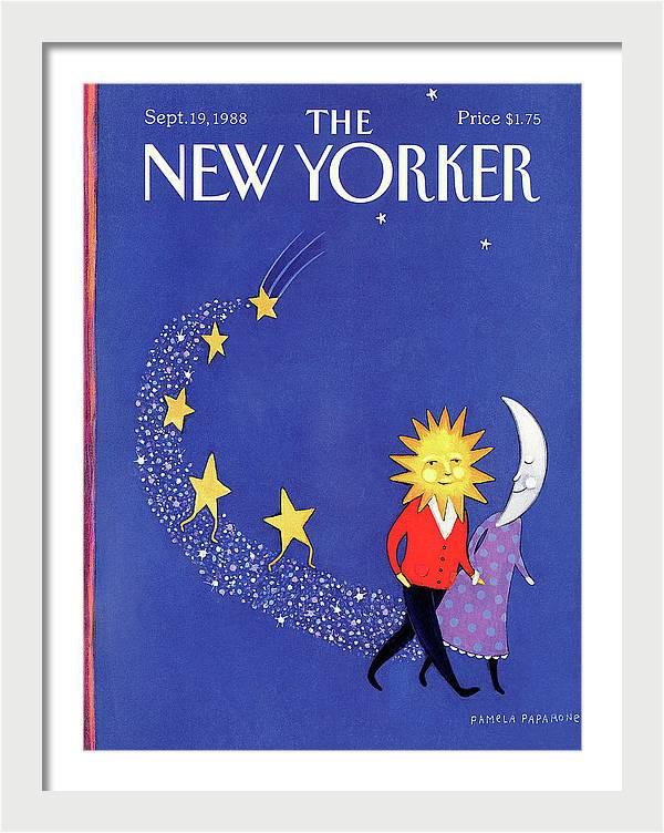 New Yorker September 19th, 1988 by Pamela Paparone