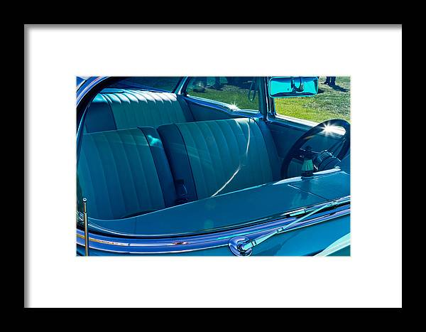 Classic Framed Print featuring the photograph Nice Ride by Bernard Barcos