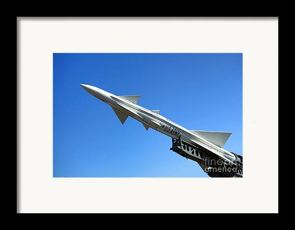 Nike Framed Print featuring the photograph Nike Ajax by Olivier Le Queinec