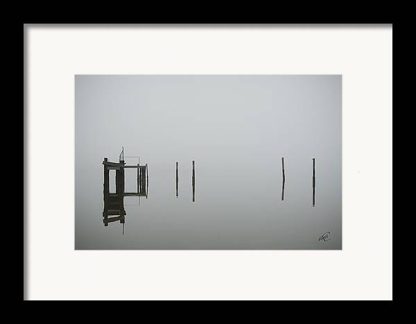 Ware River Framed Print featuring the photograph No Ware by Williams-Cairns Photography LLC