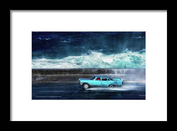 Cuba Framed Print featuring the photograph No1 by Alper Uke