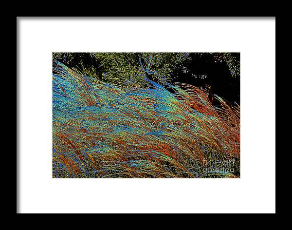 First Star Art Framed Print featuring the photograph November Impression By Jrr by First Star Art