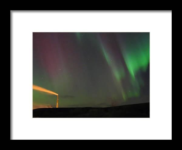 Framed Print featuring the photograph November Pleasure by Matthew Barton