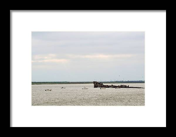 Old Things Framed Print featuring the photograph Old Things 2 by Lawrence Hess