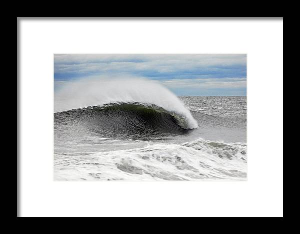 Beach Framed Print featuring the photograph Open Faces by Sean Ward