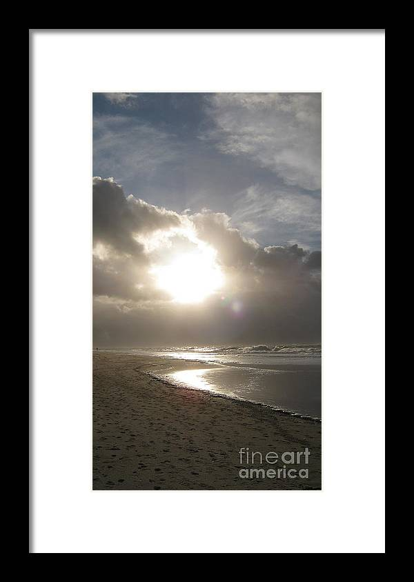 Opening Framed Print featuring the photograph Opening 2 by Heidi Sieber