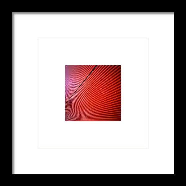 Orange Framed Print featuring the photograph Orange_09.09.12 by Paul Hasara