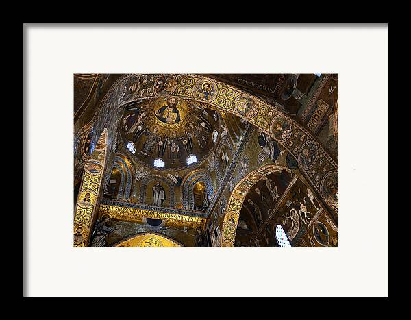 Palace Framed Print featuring the photograph Palatine Chapel by RicardMN Photography