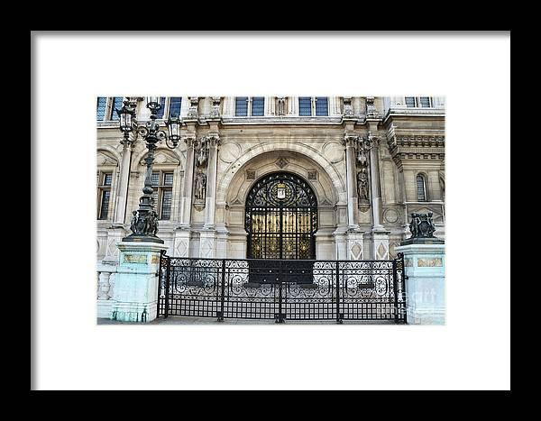 Paris Hotel De Ville Architecture Door - Hotel Deville Art Deco Art ...