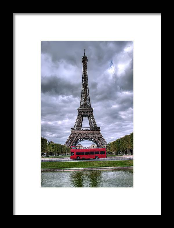 Paris Framed Print featuring the photograph Paris by Ioan Panaite