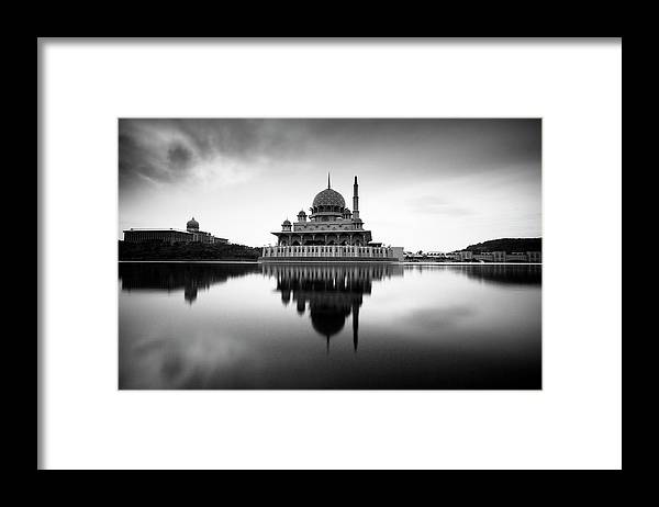 Tranquility Framed Print featuring the photograph Peace by I Shoot And I Share