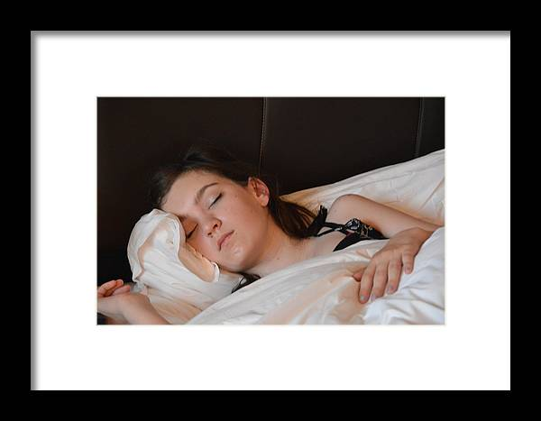 Framed Print featuring the photograph Peace by Maggie Magee Molino