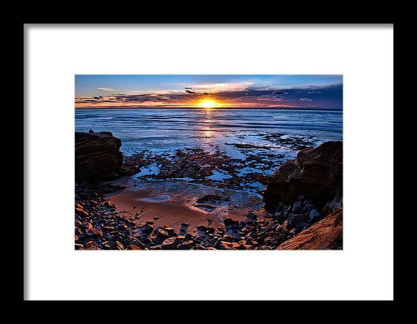 Mark Whitt Framed Print featuring the photograph Peaceful by Mark Whitt