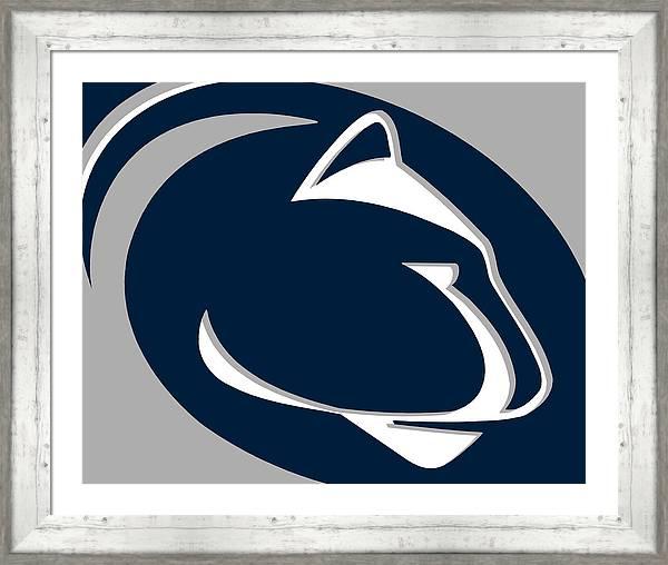 Penn State Nittany Lions by Tony Rubino