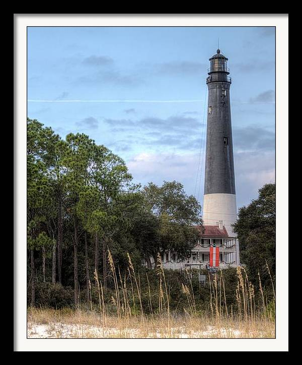 Pensacola Lighthouse by JC Findley