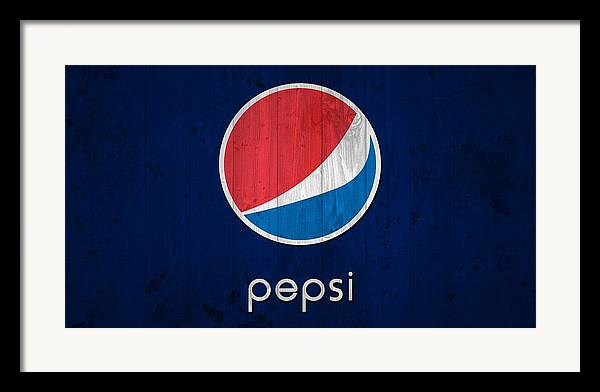 Hand Painted Pepsi Sign
