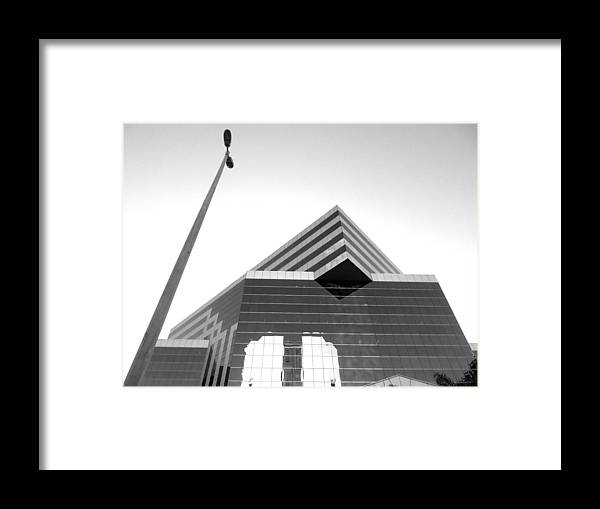 City Framed Print featuring the photograph Perfect Lines by Beto Machado