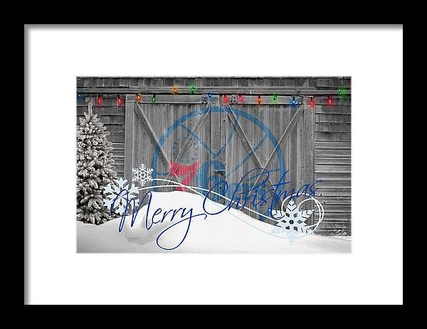 76ers Framed Print featuring the photograph Philadelphia 76ers by Joe Hamilton