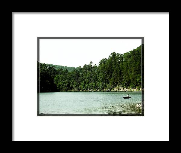 Lake Framed Print featuring the photograph Photograph by Anandi Godse
